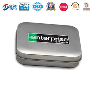 Hot Sale Airtight Tin Can Without Printingjy-Wd-2015121008 pictures & photos