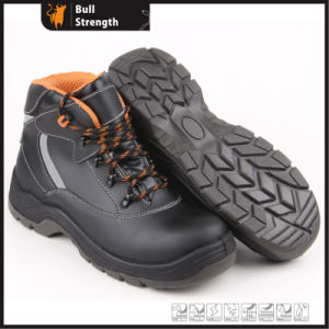 Industrial Leather Safety Boots with Steel Toecap (Sn5336) pictures & photos