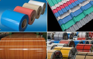 Furniture Industry Prepainted Galvanized Steel Coil pictures & photos