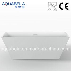 European Popular Item Narrow Flange Freestanding Hot Tub (JL630) pictures & photos