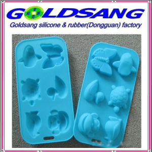 Animal Shapesilicone Ice Tray Ice Mould pictures & photos