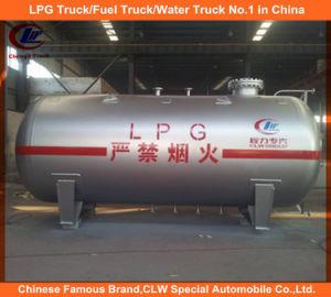 Bulk Propane Storage Tank/LPG Station 5ton Stationary Tank pictures & photos