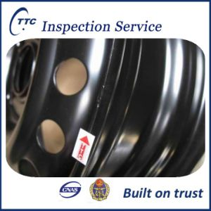 hub inspection service in China