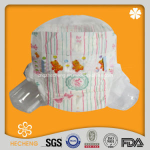 OEM Diapers Baby Wholesale with Clothlike Backsheet pictures & photos
