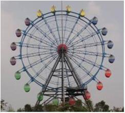 Funny 32m Ferris Wheel for Big Sale pictures & photos
