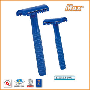 Single Stainless Steel Blade Disposable Safety Razor for Medical (LS-1050) pictures & photos