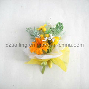Daisy Pick Artificial Flower for Gift Packing and Corsage (SFH1252)