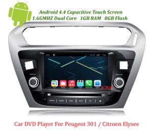 Car Entertainment System for Peugeot 301 Citroen Elysee