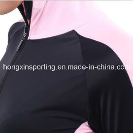 Women`S Long Lycra Rash Guard for Swimwear, Sportswear and Surfing Wear pictures & photos
