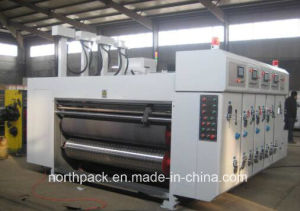 Automatic Corrugated Cardboard Printing Slotting And Die cutting Machine pictures & photos