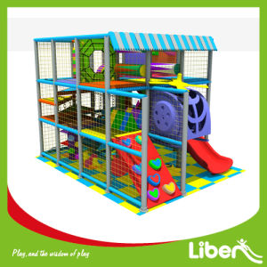 Kids Small Indoor Soft Play Naughty Castle for Restaurant, Shopping Malls pictures & photos