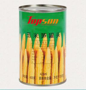 Hot Selling Canned Young Corn with Best Price pictures & photos