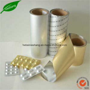 20 Micron Packing Aluminium Foil Pharmaceutical Aluminium Blister Foil pictures & photos