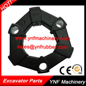 Hight Quality Rubber Excavator Flexible Coupling 16A/16as with Ce pictures & photos
