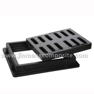 Anti-Theft En124 Standard SMC Plastic Grating pictures & photos