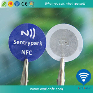 13.56 MHz Printable Ultralight EV1 NFC Label pictures & photos