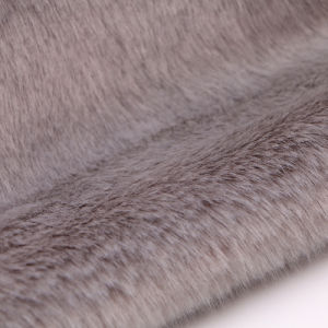 Factory Supply Fake Rabbit Fur Fabric China Supply pictures & photos