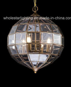 Traditional Glass Chandelier Lamp (WHG-772) pictures & photos
