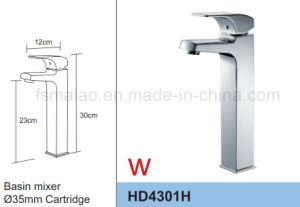 Watermark Bathroom Sanitary Ware Wash Basin Faucet (HD4301H) pictures & photos