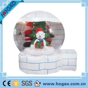 Father Christmas Decoration Waterball Xmas Snow Globe ~ Santa & Tree pictures & photos