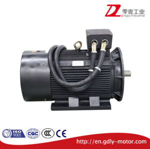 3 Phase Asynchronous Electrical Motors for Air Compressors, 5.5~315kw (IP54) pictures & photos