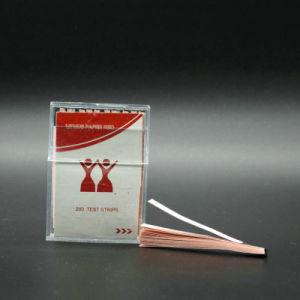 Universal Neutral pH Test Strips Litmus Blue Test Paper pH Paper pictures & photos