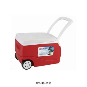 Wheel Cooler Box, Plastic Cooler, Beer Can Cooler pictures & photos