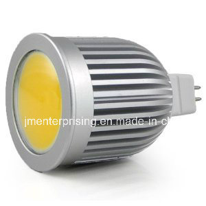3W GU10 MR16 E27 COB LED Spotlight pictures & photos