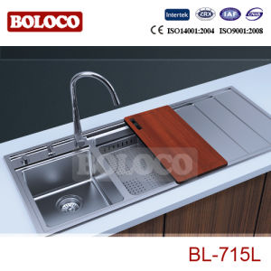Stainless Steel Sink (BL-715L/R) pictures & photos
