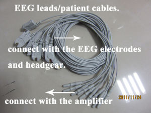Ce Approved Channel Digital EEG (Neuroscope EEG-18) -Fanny pictures & photos