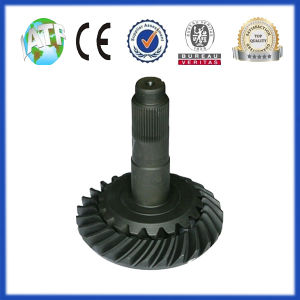 Nkr Truck Drive Axle Bevel Gear 7/39 pictures & photos