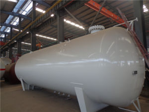 100000L Asme Approved Q345r 100cbm LPG Tank for Propane (CLW) pictures & photos