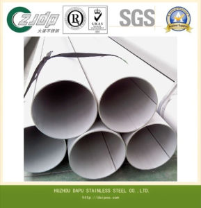 Stainless Steel Round Pipe 321, 347H, 310S, 904L pictures & photos