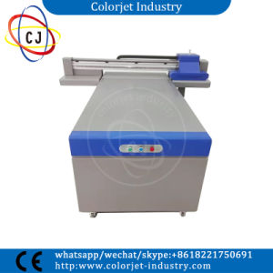 Hot Sale A1 900*1500mm Cj-R90150UV, Advertisement Printing Machine for Golf Ball UV Inkjet Flatbed Printer pictures & photos