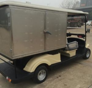 Chinese Electric Catering Truck for Hotel Food Service pictures & photos