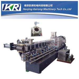 Pet, PP, LDPE, PA, PVC, Glass Fiber and Nylon Recycle Plastic Granules Making Machine Price pictures & photos