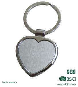 Custom Zinc Alloy Simple Blank Keychain (XD-634) pictures & photos