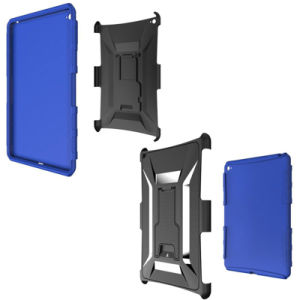 Crashproof Silicone Case with Tablet Holder for iPad Mini 4 pictures & photos