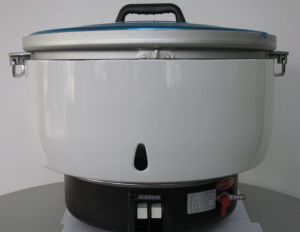 Big Capacity Commercial Gas Rice Cooker pictures & photos