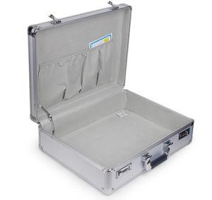 Exquisite Multipurpose Silver Aluminum Alloy Tool Case pictures & photos