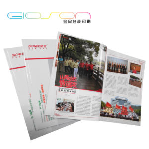 Perfect Binding Softcover Book/ Company Catalog Printing pictures & photos