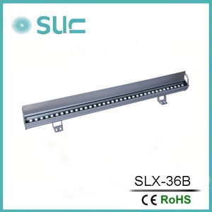 Aluminium RGB Linear LED Halogen Lamp for Project Use Outdoor Project Wall Washer Light Wall Light pictures & photos