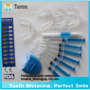 7PCS 2.5ml FDA Approved Peroxide Teeth Whitening Kit