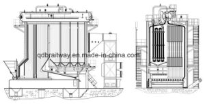 Chain Grate Coal Fired Steam Generator (35-130T/H) pictures & photos