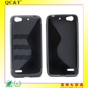 Mobile Phone S Line Accessory Case for Zte Blade A460