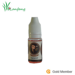 Wholesale Caramel Smoke Flavor Cigarette Liquid pictures & photos