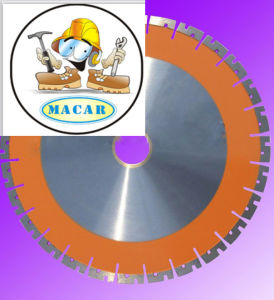 "4""~24"" Laser Weld S Type Segment Diamond Saw Blade 10) pictures & photos"
