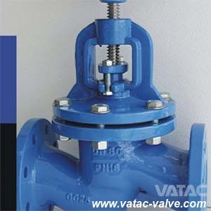 OS&Y Cast Steel Wcb/Lcb RF Flange Globe Valve pictures & photos