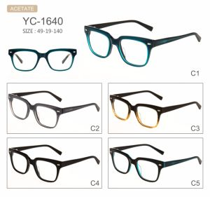 Acetate Optical Frames pictures & photos