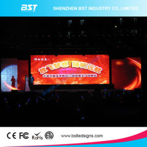 P4mm Rental Indoor Full Color LED Display Screen for Celebration pictures & photos